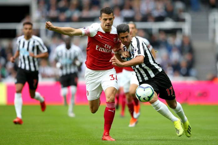 Image result for newcastle vs arsenal