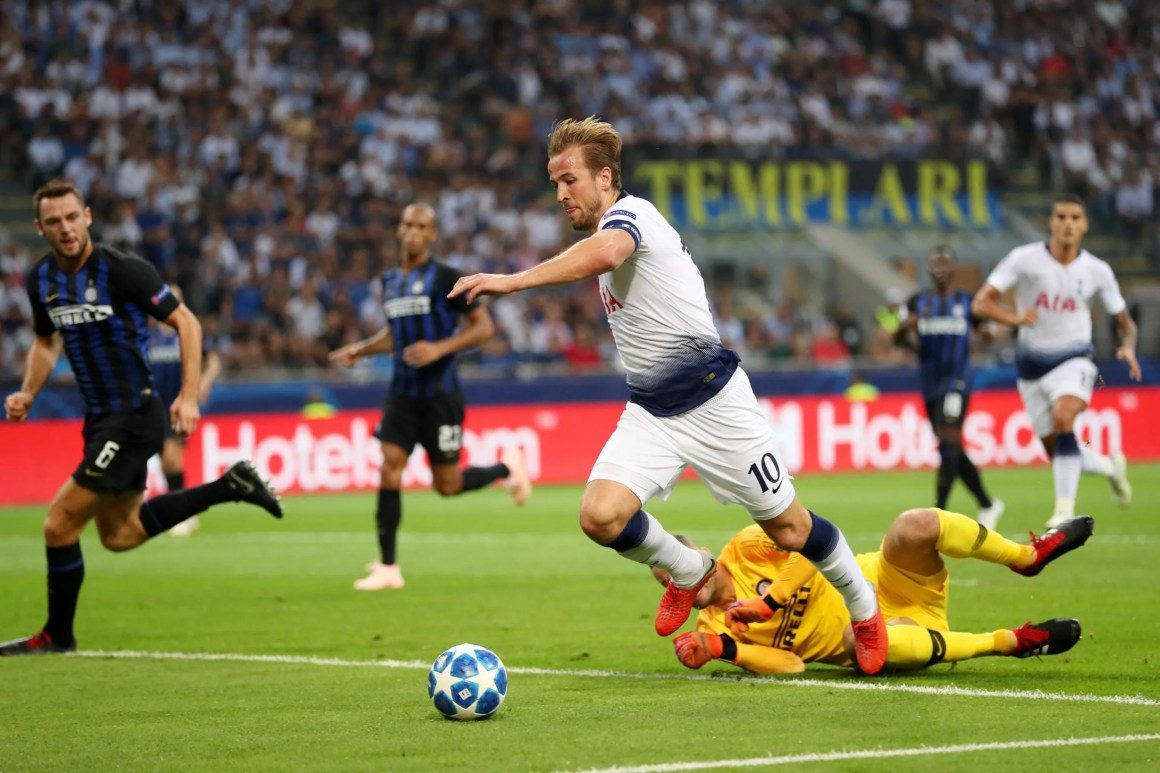 Erik Lamela says Tottenham need to score more goals to ease ...