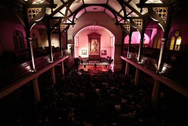 london churches to watch live music