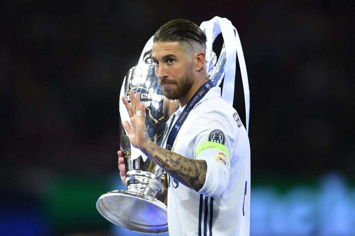 Image result for ramos champions league final 2017