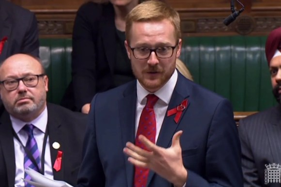 Russell-Moyle said his position had become 'untenable' owing to a 'campaign by right-wing media'