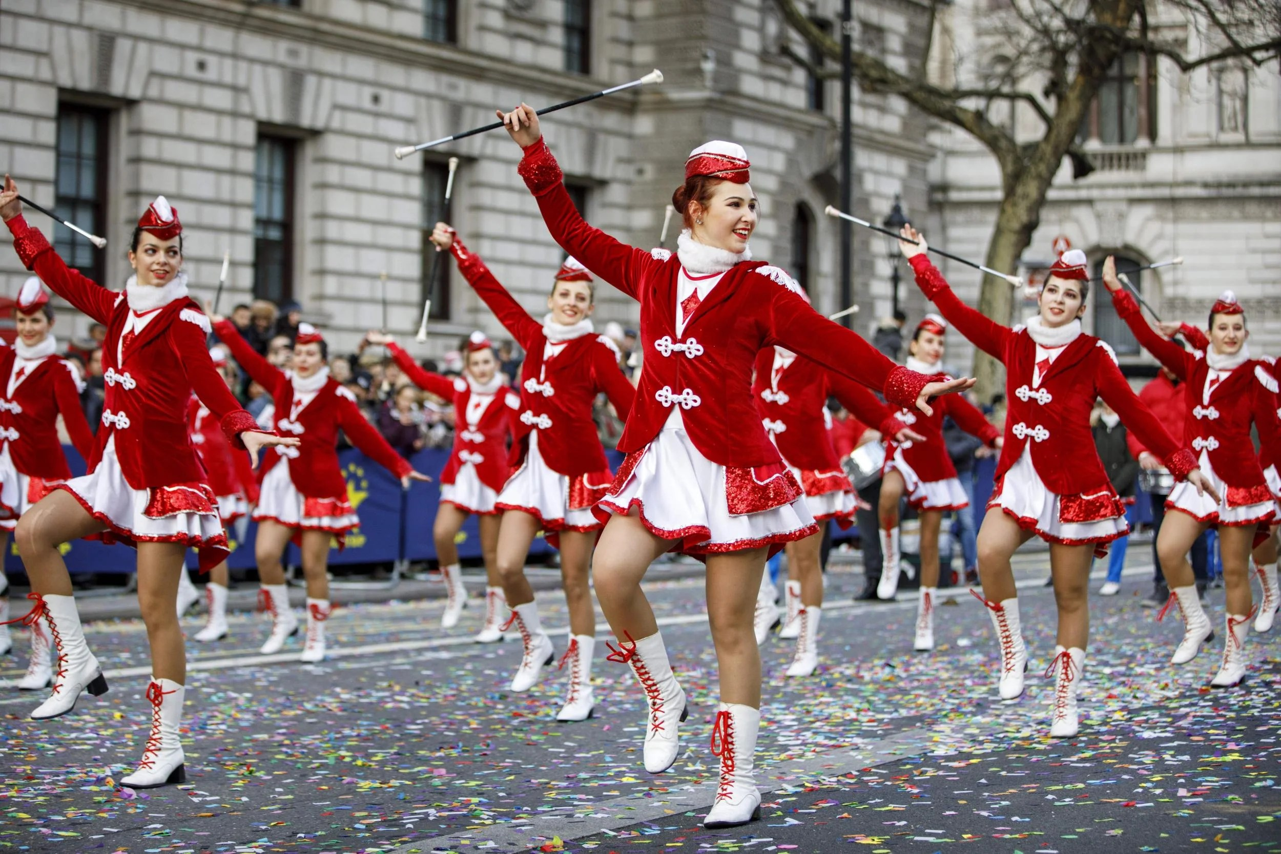 New Year S Day In London Things To Do In The Capital To