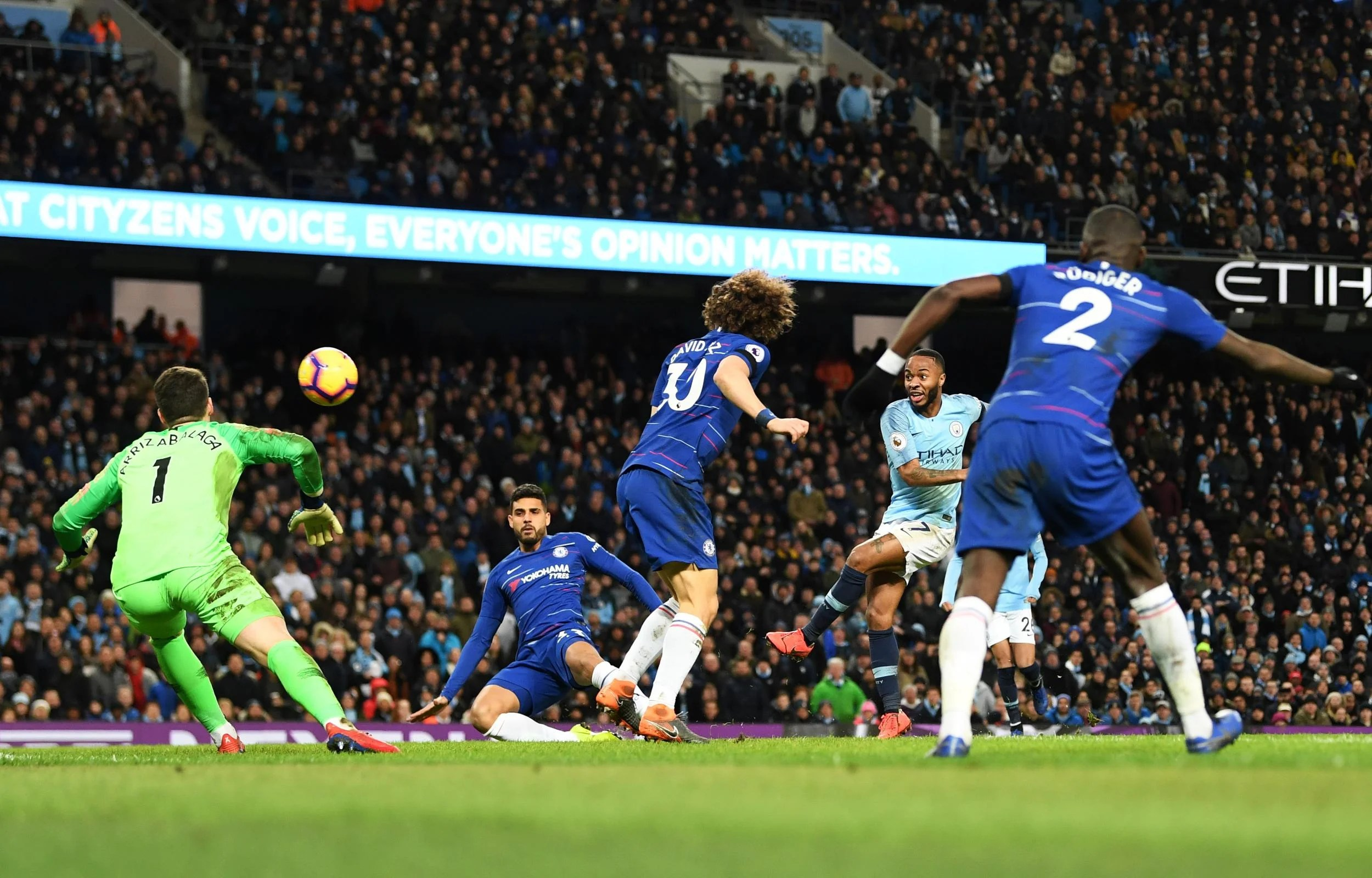 Image result for Sarri: Chelsea manager speaks after losing 7-0 to Manchester City