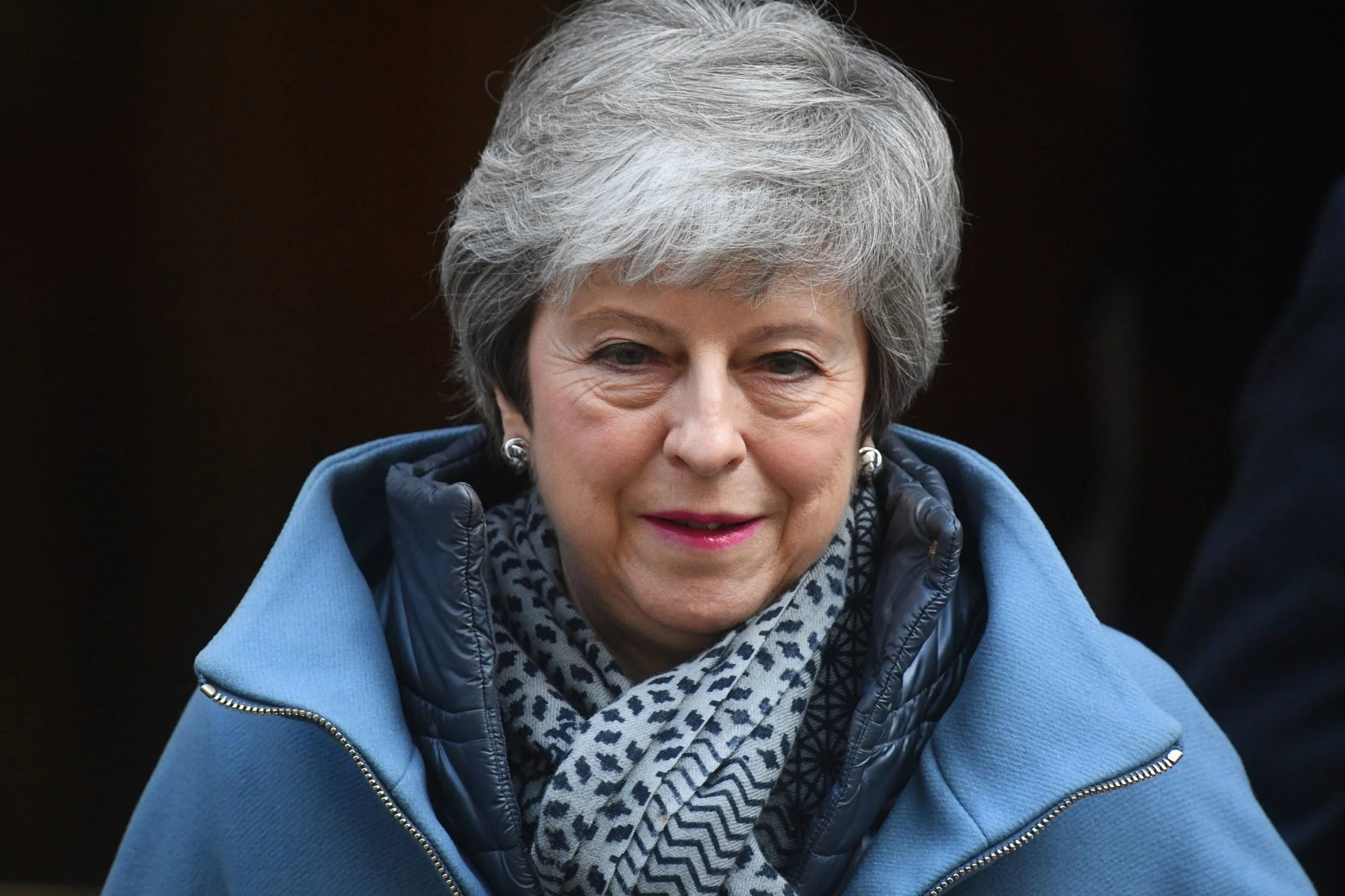 theresamay1004a-0 'Most Tories want Theresa May to quit' and some councillors will back Farage's Brexit party, polls say