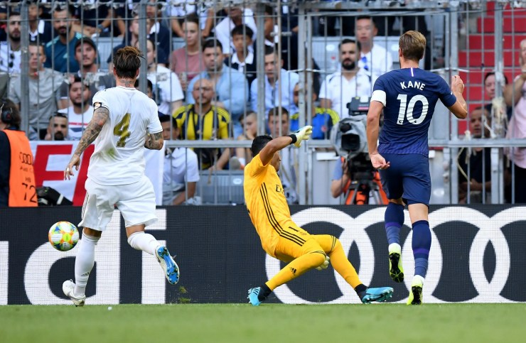 Image result for Real Madrid vs Tottenham AUDI CUP