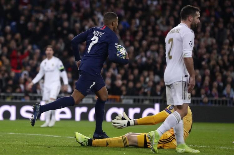 Real Madrid vs PSG lineups: Kylian Mbappe starts; no ...