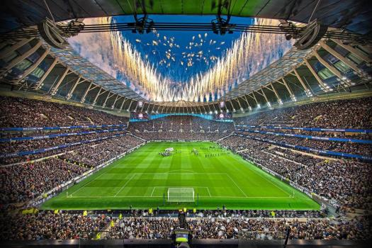 Daniel Levy: Delivering new Tottenham stadium is end of ...