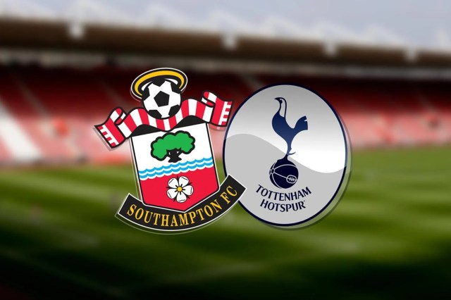 Image result for Southampton vs Tottenham Hotspur