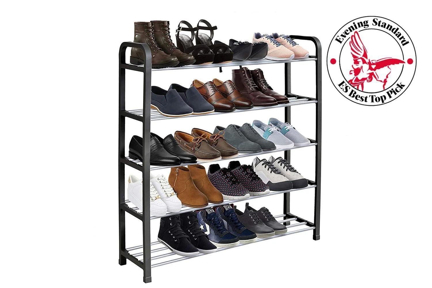 best shoe racks and organisers to save