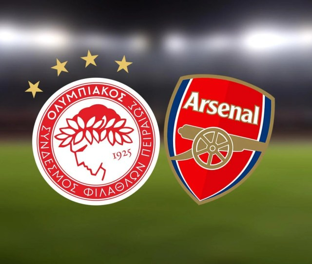 Olympiacos Vs Arsenal Live Europa League Commentary Stream Team