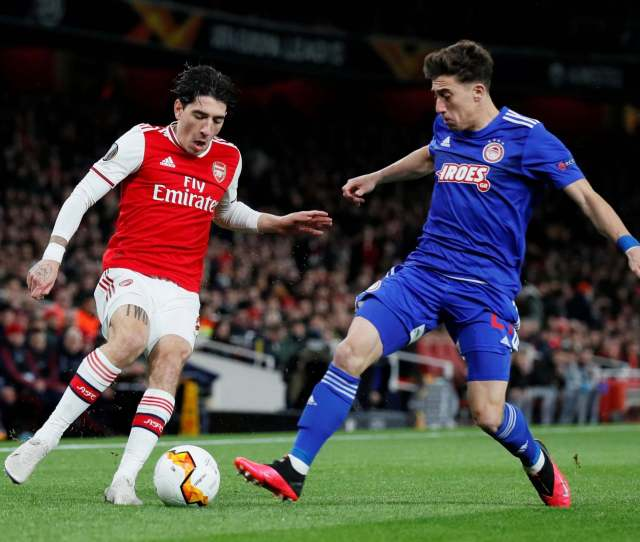 Arsenal Vs Olympiacos Live Stream Which Tv Channel And How To