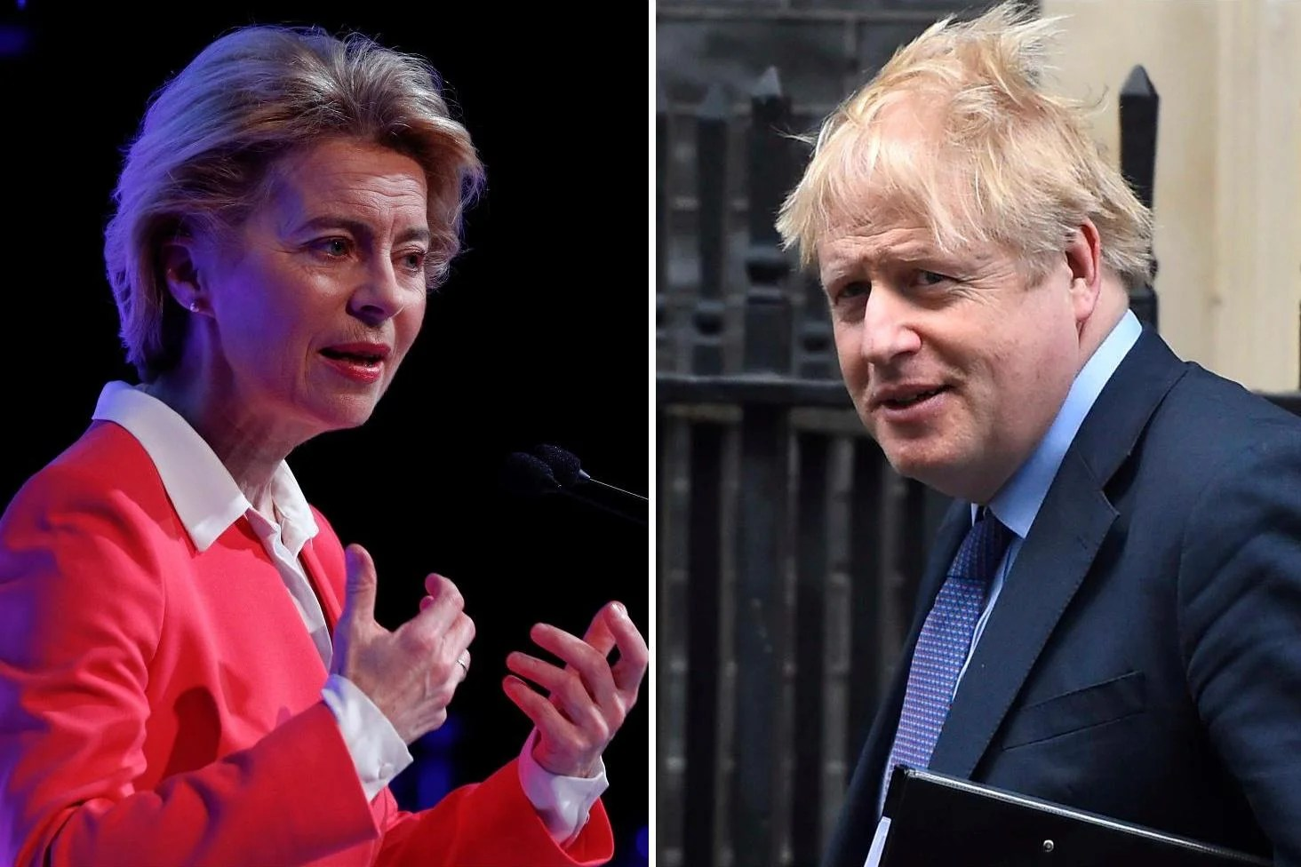 Downing Street hits back at EU for 'unnecessarily difficult' Brexit talks after France blames UK for deadlock