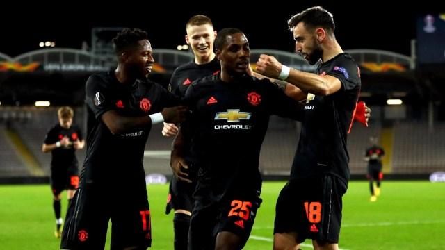 Man Utd player ratings vs LASK