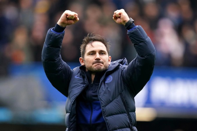 Frank Lampard - news latest, breaking updates and headlines today ...