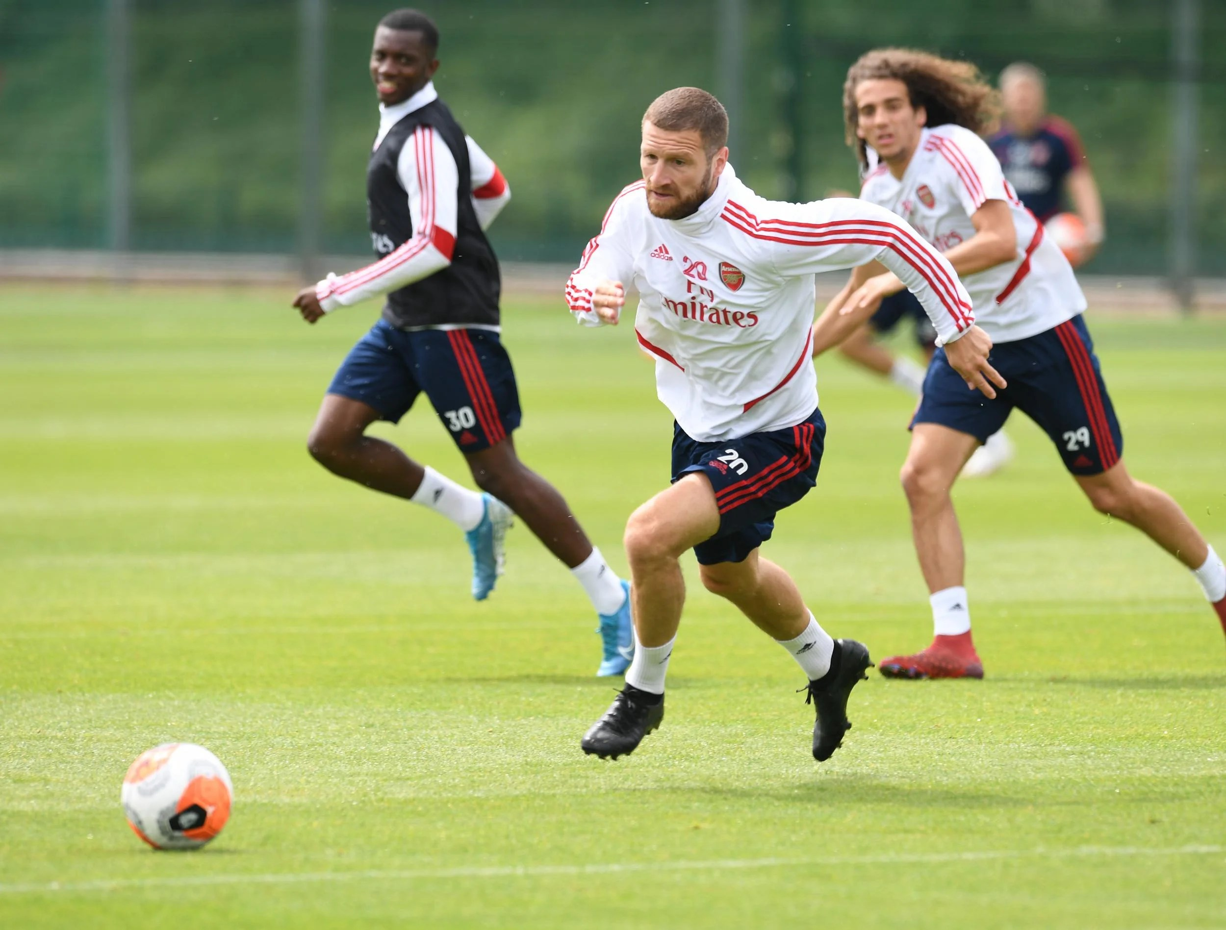 arsenal news latest pictures as stars