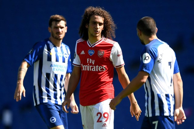 Mikel Arteta sends Matteo Guendouzi warning over Arsenal future ...