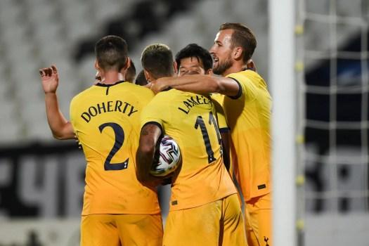 How to watch KF Shkendija vs Tottenham: What TV channel ...