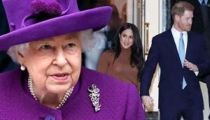 Луд скандал!  Кралицата наказва Хари и Меган – любопитни