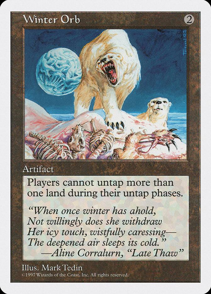 Resultado de imagen para Winter orb
