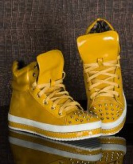 Haine. Adidasi Ideal Trend Yellow