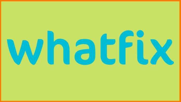 whatfix fi startuptalky