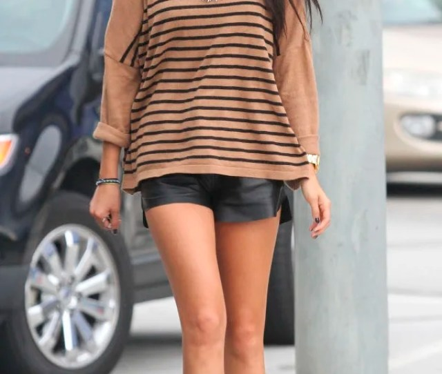 Jamie Chung Stripes_boots