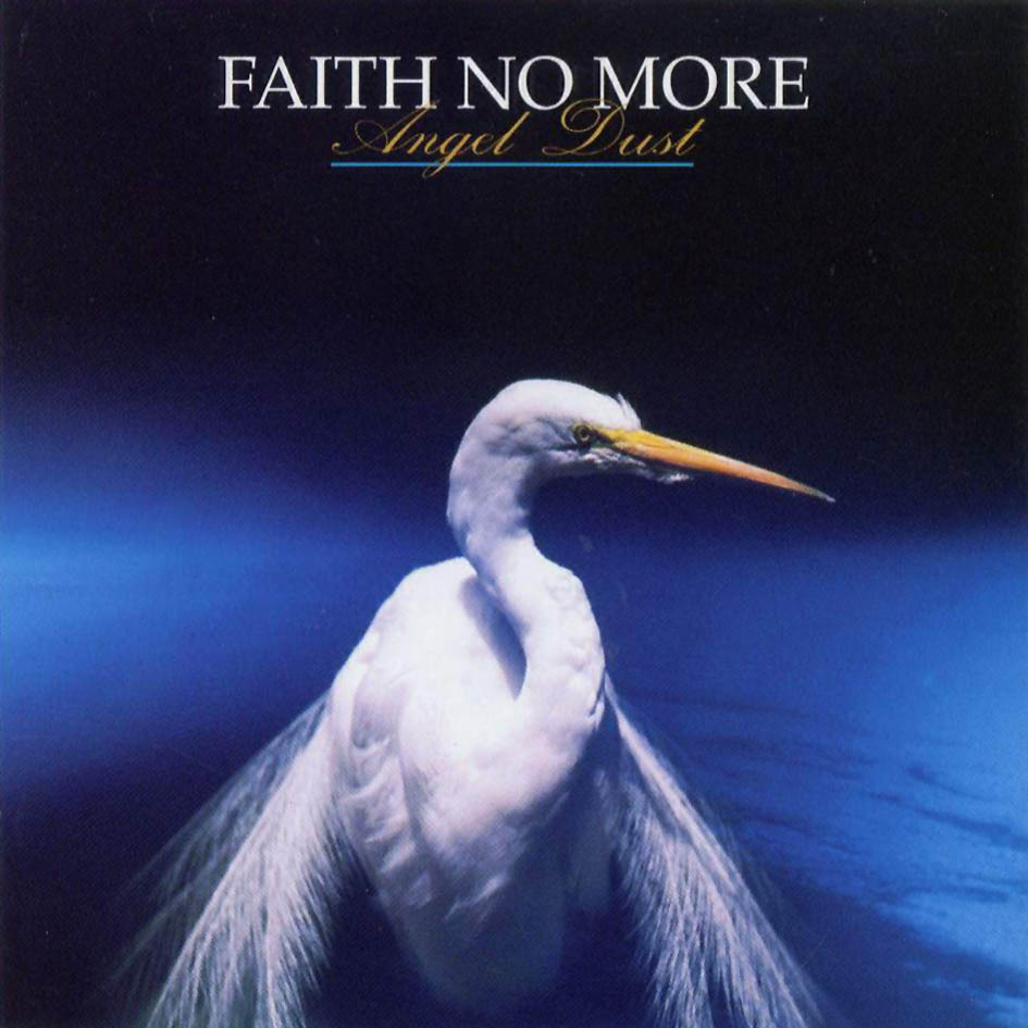 Risultati immagini per faith no more angel dust