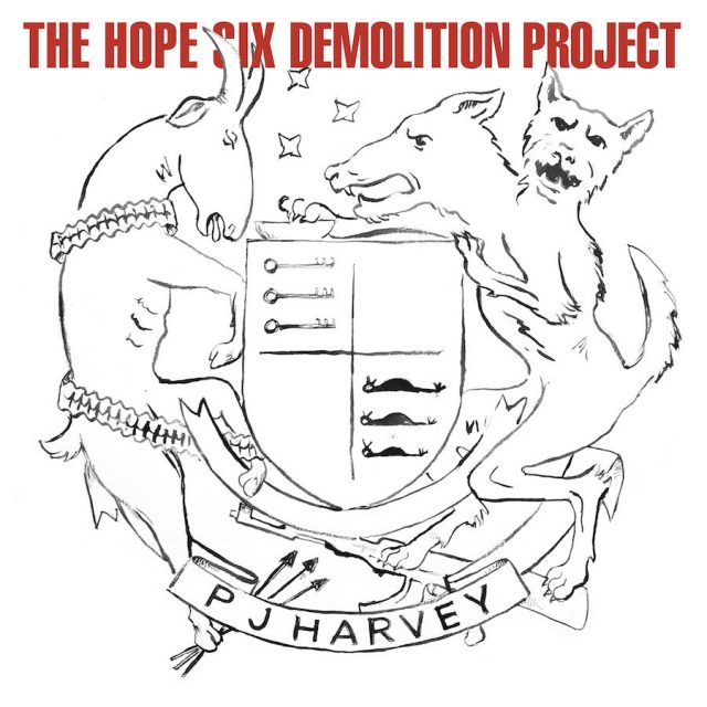 Resultado de imagem para pj harvey the six demolition project