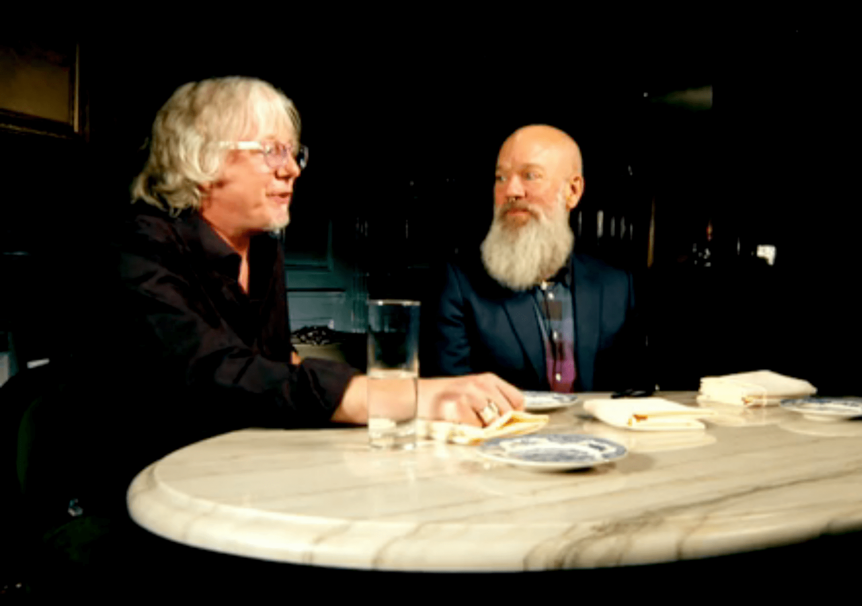 Mike Mills & Michael Stipe