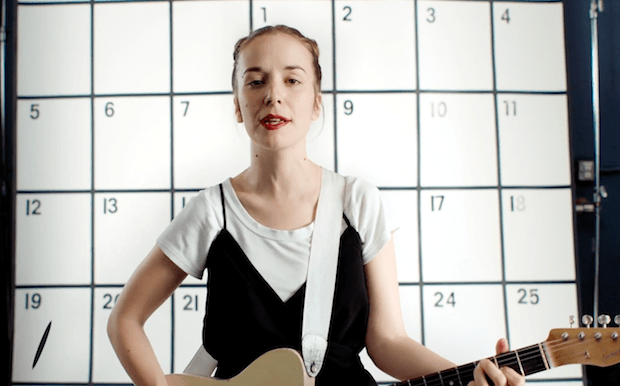 "Margaret Glaspy - ""Emotions And Math"" Video"
