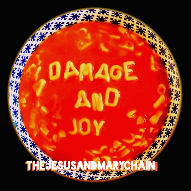 Image result for The Jesus and Mary Chain – Damage and Joy