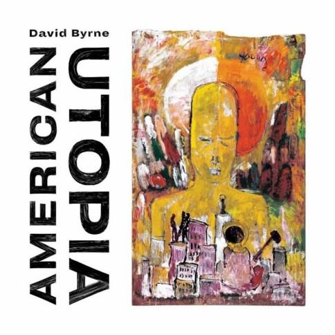 David Byrne - American Utopia album cover ile ilgili görsel sonucu