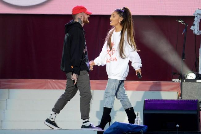 Mac Miller & Ariana Grande