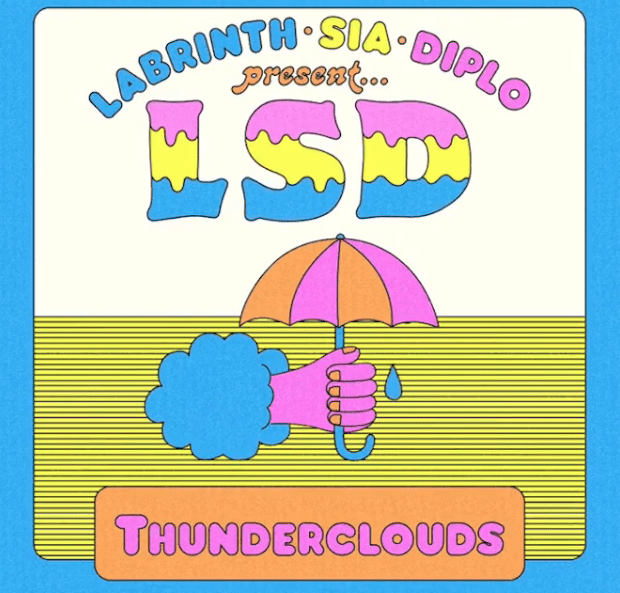 LSD-Thunderclouds