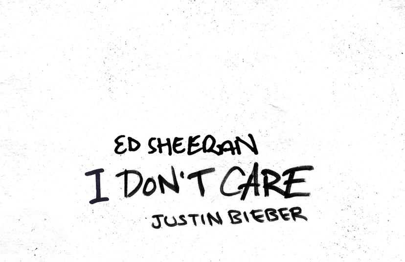 I Dont Care Lyrics Justin Bieber Lyricsspicecom