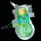 Technologie de moteur 2-temps à émissions réduites