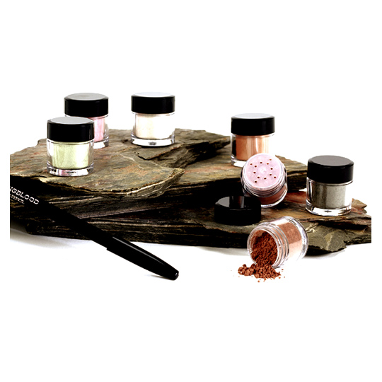 Youngblood  Crushed Mineral Eyeshadow  Spruce