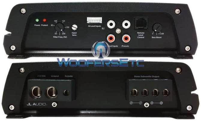 jl audio jx500/1 amp wiring  street source