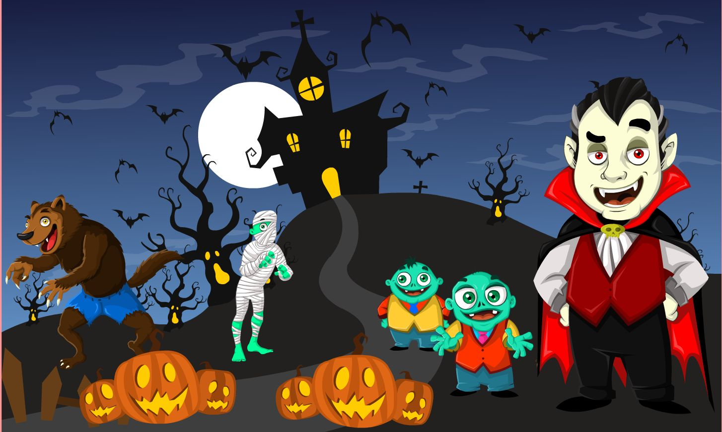 Halloween Online Educational Material