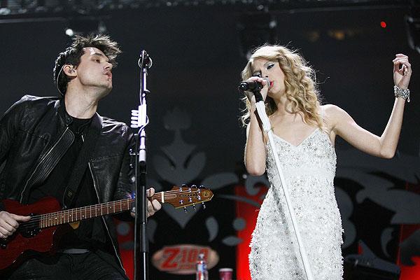 John and Taylor