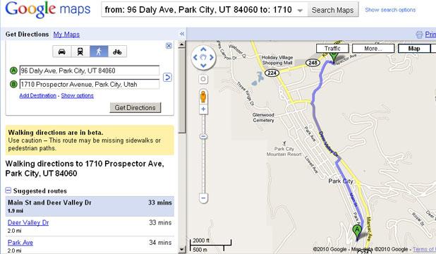 google map lawsuit