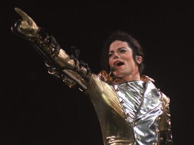 Jackson in concert