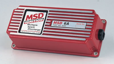 Msd 6a Cd Ignitions