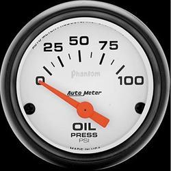 Auto Meter 5727 - Auto Meter Phantom Analog Gauges