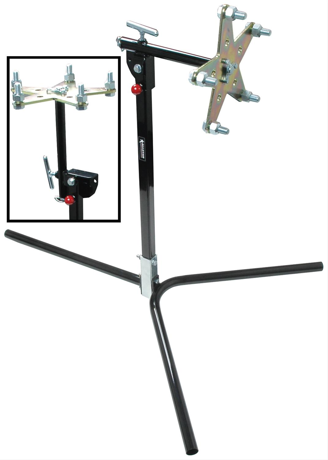 Tire Prep Stand On Shoppinder
