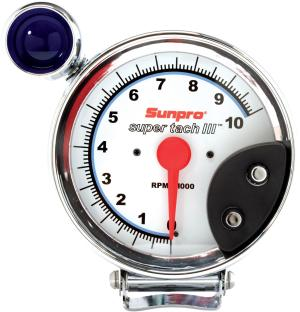Sunpro Sun Super Tach III Tachometers CP7914  Free