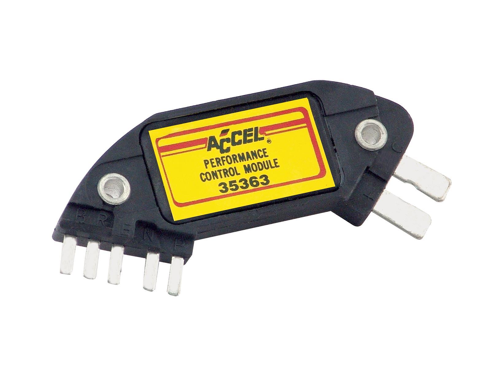 ACCEL 35363 Ignition Module 7-Pin GM HEI Each