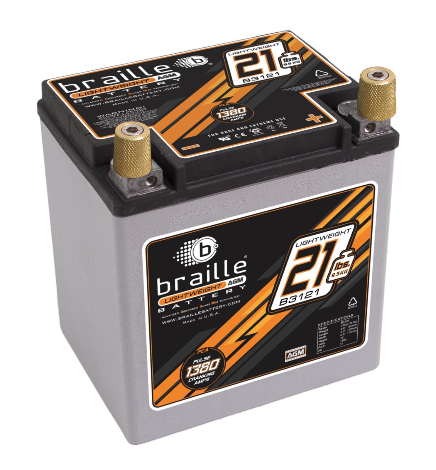 Amps Volt 12 Cold 500 Cranking