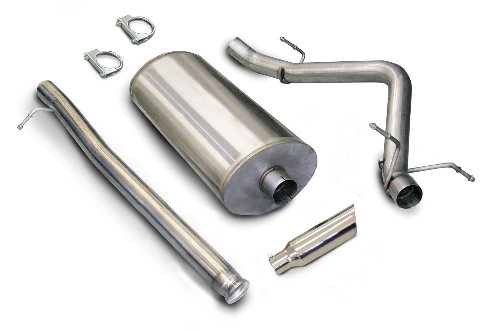 db performance exhaust by corsa 24905 corsa db cat back exhaust systems summit racing