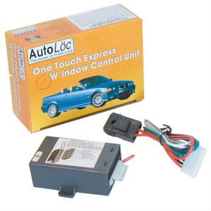 AutoLoc OneTouch Power Window Module Compatable with